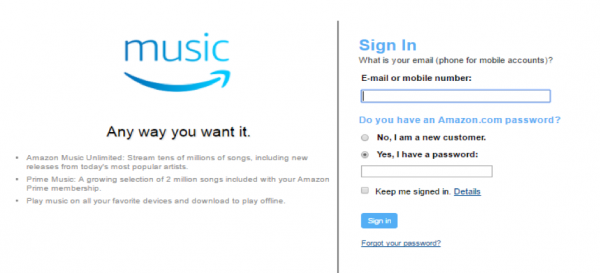 How to Download from Amazon Prime Music for Free?